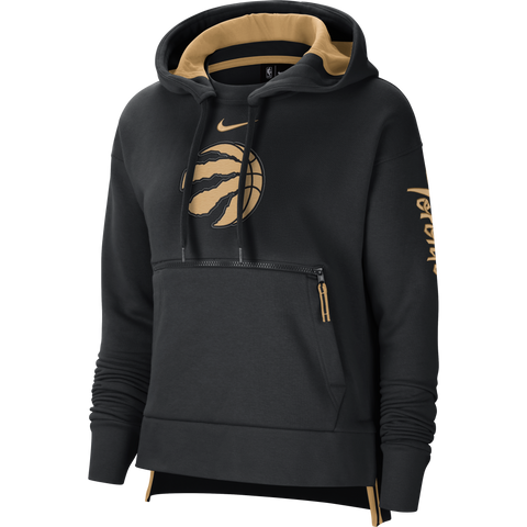 Raptors Nike Ladies 2020 City Courtside Hoody