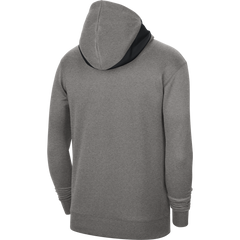 Raptors Nike Men's Authentic Spotlight Hoody - Grey