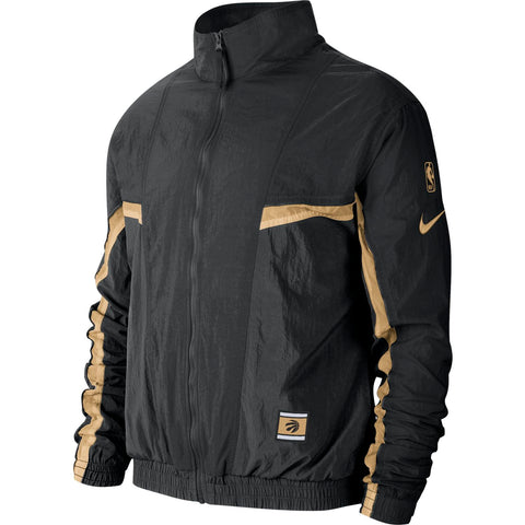 Raptors Nike Men's 2019 City Courtside Jacket