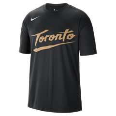 Raptors Nike Men's 2020 City On Court Tee