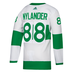 St. Pats Adidas Men's Authentic Jersey - NYLANDER