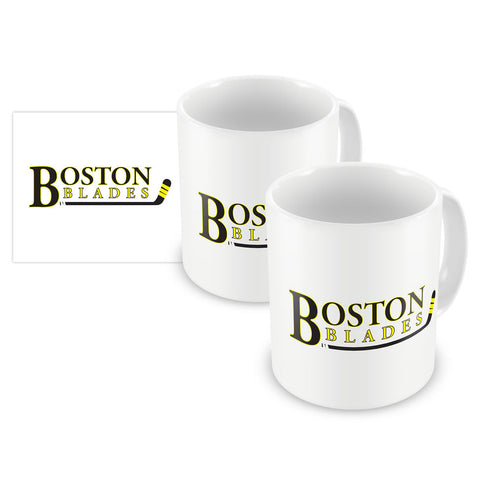Boston Blades 2pk. Coffee Mug Set