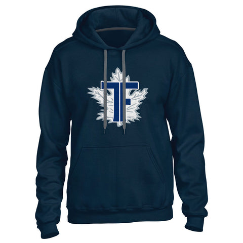 Toronto Furies Men's Navy Pullover Hoody