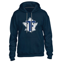 Toronto Furies Men's Navy Pullover Hoody - shop.realsports