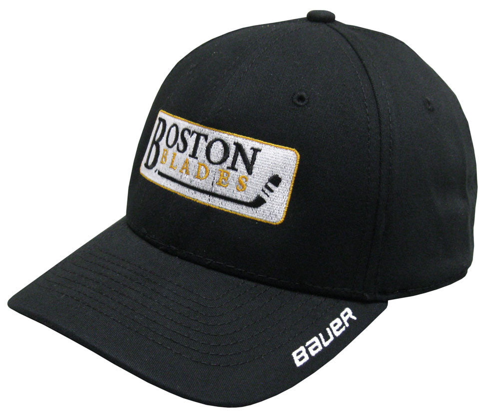 Boston Blades Bauer Men's Hat - shop.realsports