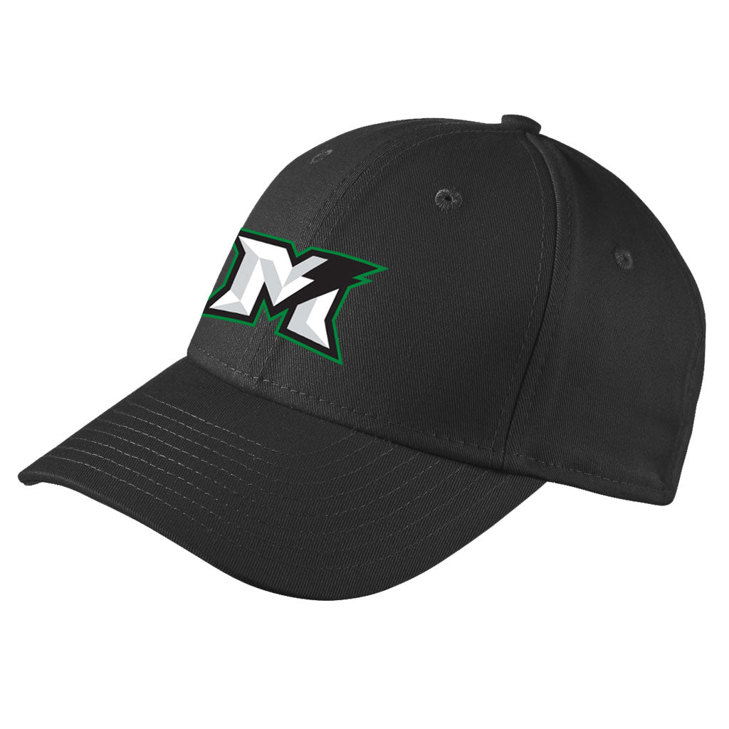 Markham Thunder Adjustable Black Cap