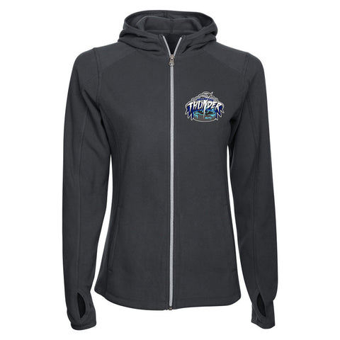 Brampton Thunder Ladies Fleece Jacket