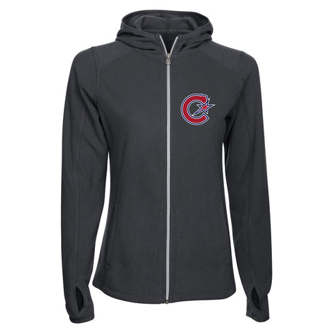 Montreal Les Canadiennes Ladies Fleece Jacket