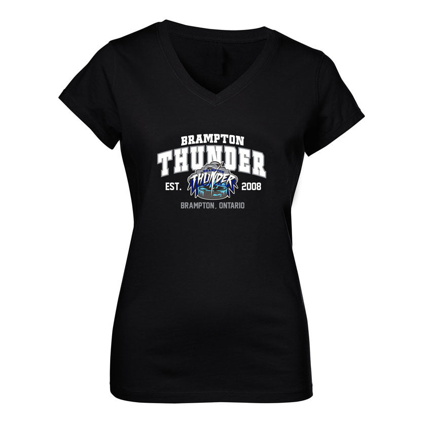 Brampton Thunder Ladies S/S Tee