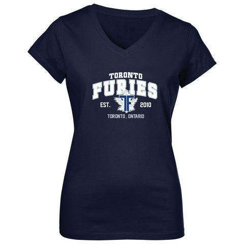 Toronto Furies Ladies S/S Tee