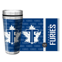Toronto Furies Travel Mug Full Wrap - shop.realsports