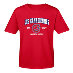 Montreal Les Canadiennes Youth Tee