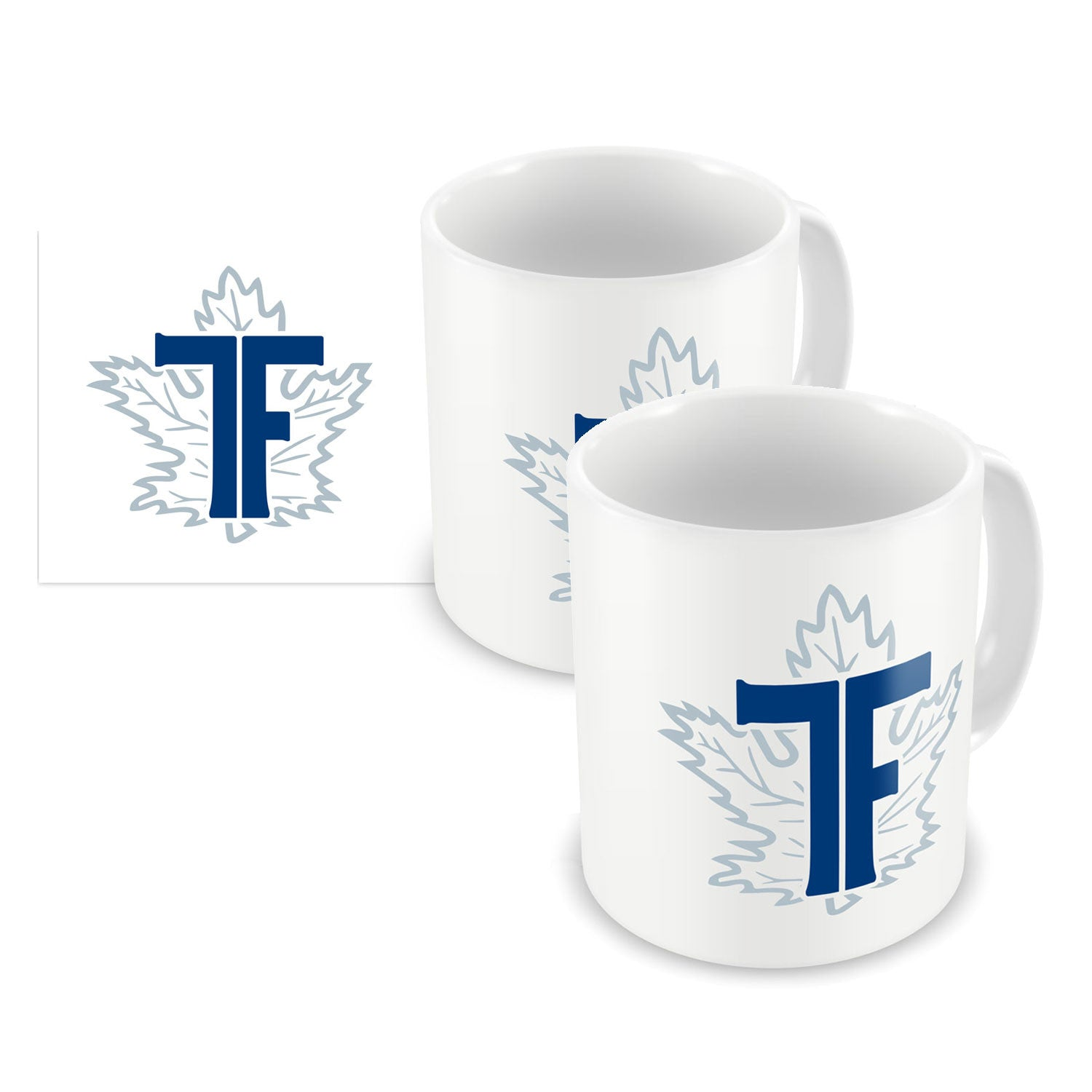 Toronto Furies 2pk. Coffee Mug Set - shop.realsports