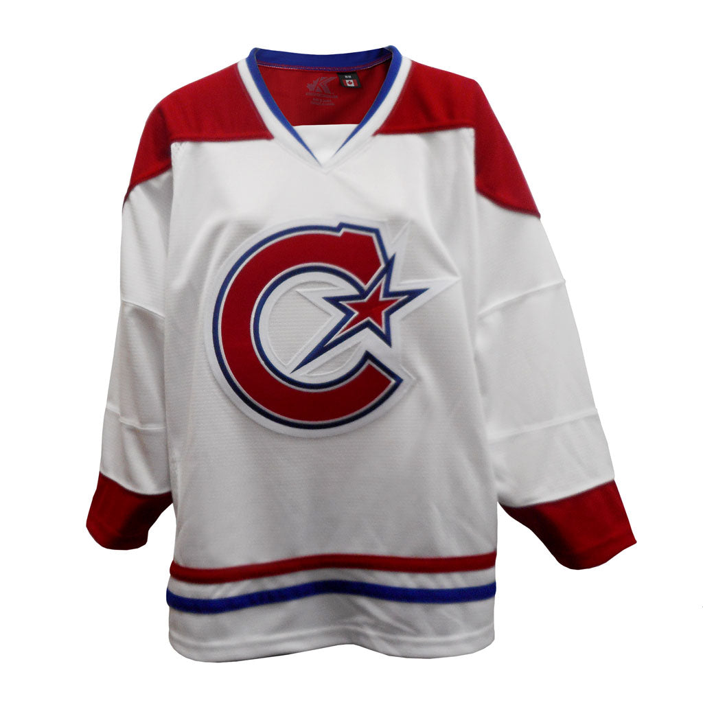Montreal Les Canadiennes Kobe Adult Away Jersey