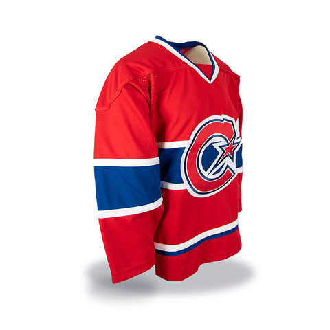 Montreal Les Canadiennes Kobe Youth Home Jersey