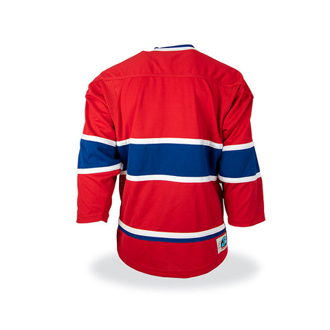 Montreal Les Canadiennes Adult Home Jersey