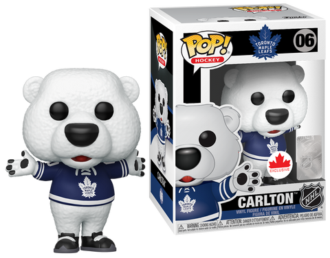 Maple Leafs Funko POP Figure - Carlton