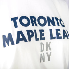 Maple Leafs DKNY Ladies Player Sporty Tee