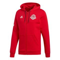 Toronto FC Adidas Men's 2019 Authentic Travel Jacket