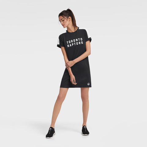 Raptors DKNY Ladies Robyn Sneaker Dress