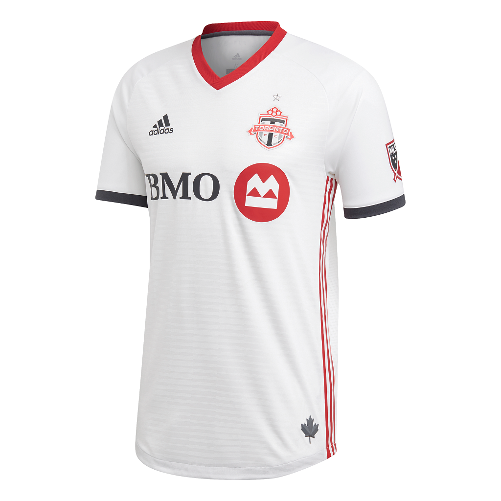 brand new 47e4e 7aa5f Toronto FC Adidas Men's 2019 Authentic Away Jersey