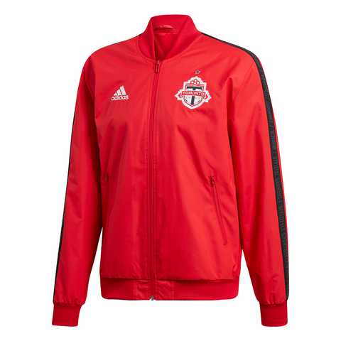 Toronto FC Adidas Men's 2019 Authentic Anthem Jacket