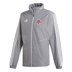Toronto FC Adidas Men's 2019 Authentic Rain Jacket
