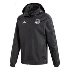 Toronto FC Adidas Men's 2019 Authentic Coaches Storm Jacket