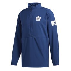 Maple Leafs Adidas Men's Sport Game Mode Zip Jacket