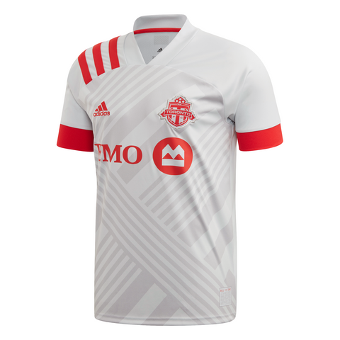 Toronto FC Adidas Youth 2020 Replica Unity Jersey - CUSTOM