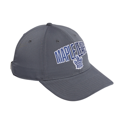 Maple Leafs Adidas Men's Sport Speed Arch Slouch Hat