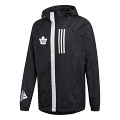 Maple Leafs Adidas Men's Logo Lined Jacket