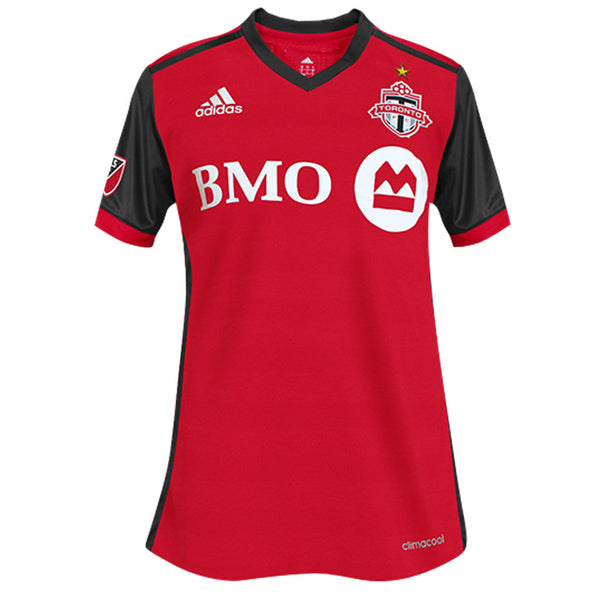 Toronto FC Adidas Youth Replica S/S Jersey- Red
