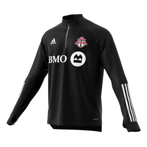 Toronto FC Adidas Men's 2020 Authentic Long Sleeve Training Jersey