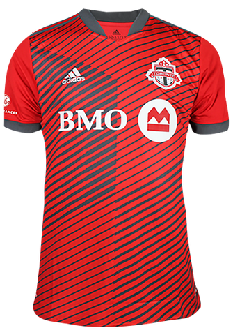 Toronto FC Adidas Youth Replica 2021 A41 Home Jersey