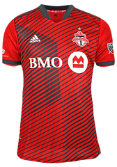 Toronto FC Adidas Men's Authentic 2021 A41 Home Jersey - BRADLEY