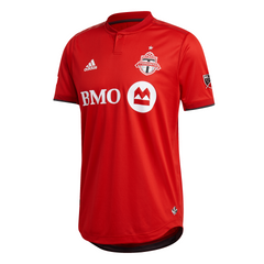 Toronto FC Adidas Men's 2020 Authentic Home Jersey - ALTIDORE