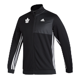 Maple Leafs Adidas Men's Culture Transitional Track Jacket