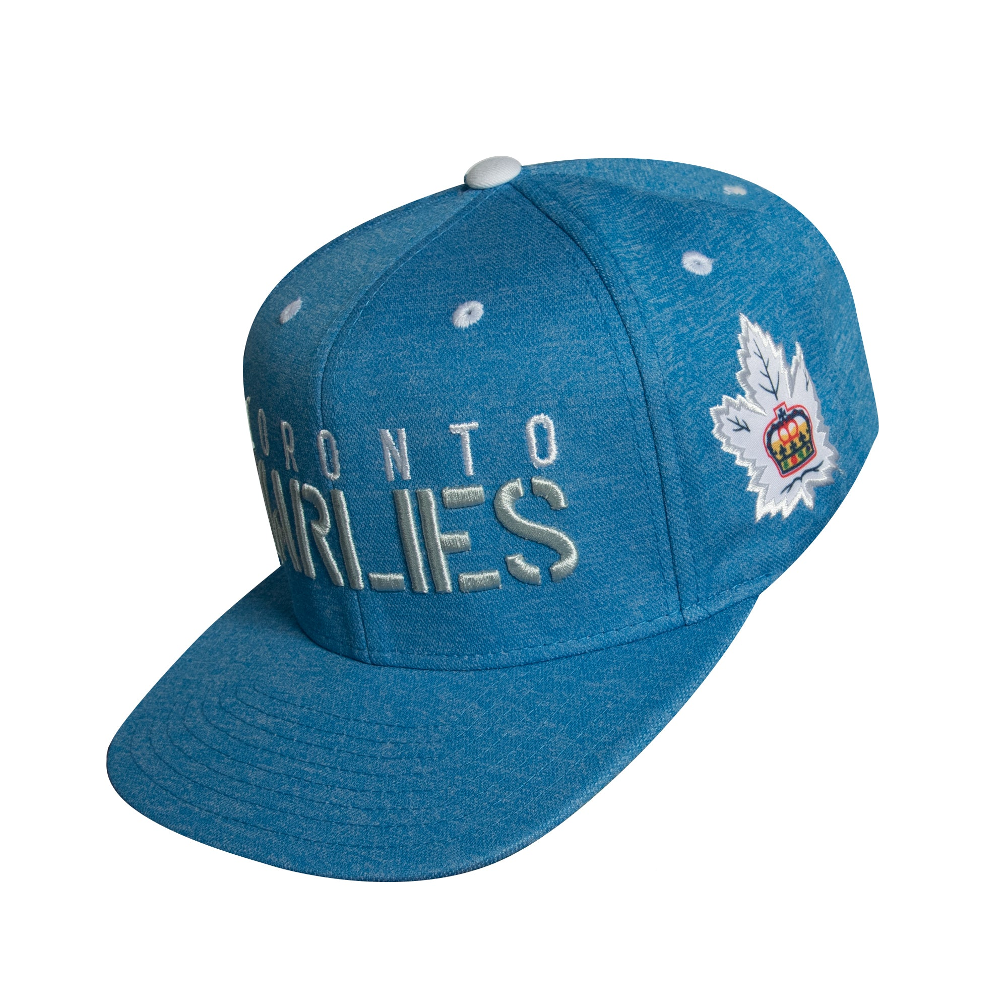 Marlies CCM Men's Wordmark Snapback Hat