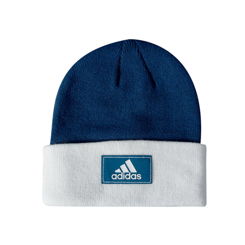 Maple Leafs Adidas Men's Sport Two-Tone Cuffed Toque