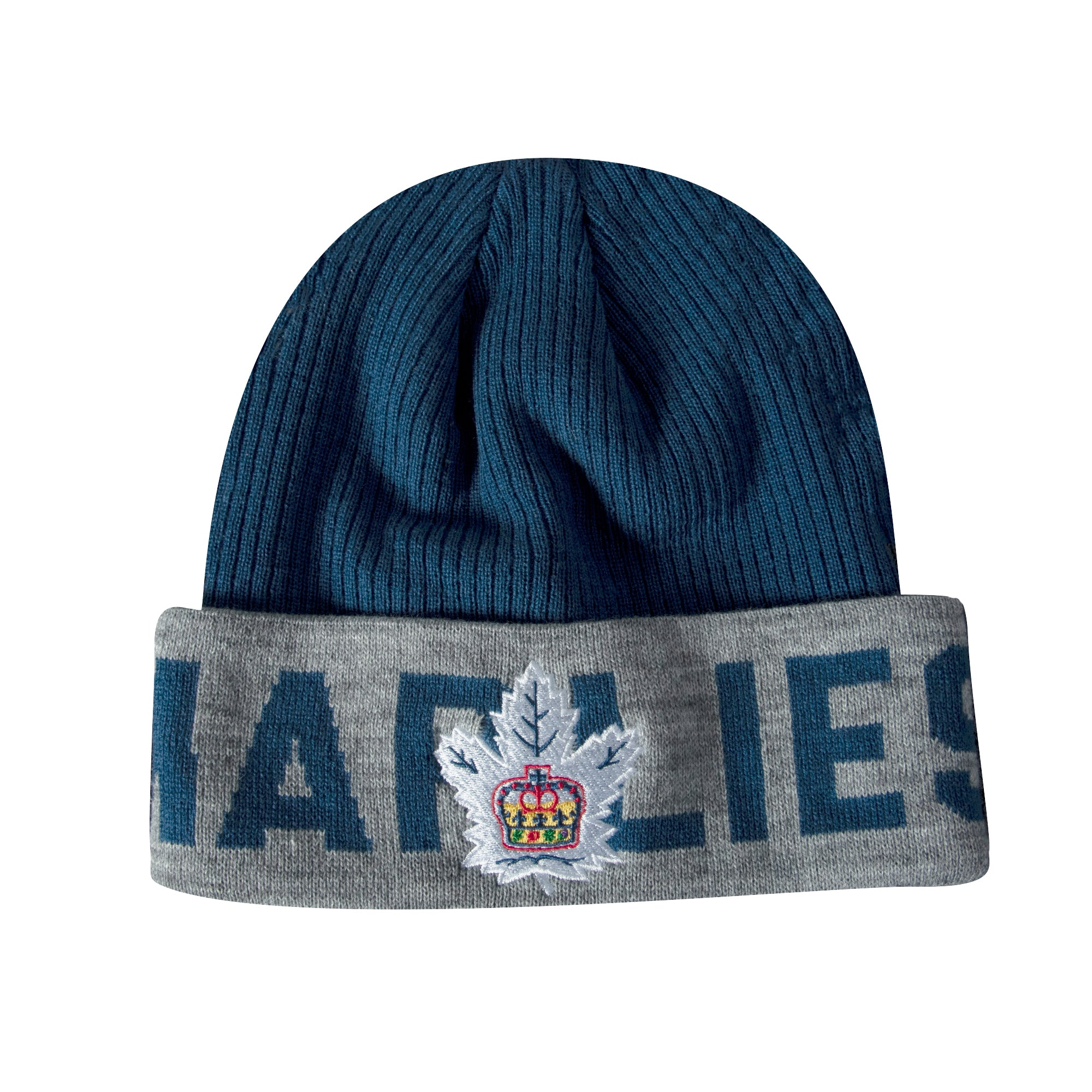Marlies CCM Men's Heathered Cuffed Toque