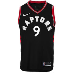 Toronto Raptors Youth Swingman Ibaka Statement Jersey