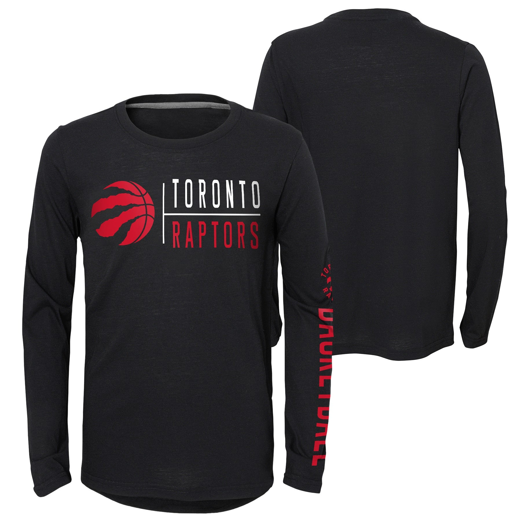 Raptors NBA Youth Trainer Long Sleeve