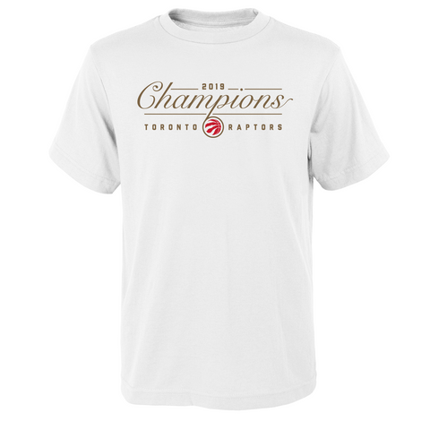 Raptors Youth 2019 NBA Champs Graphic Tee