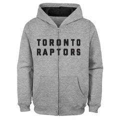 Raptors NBA Youth Zip Fleece Hoody