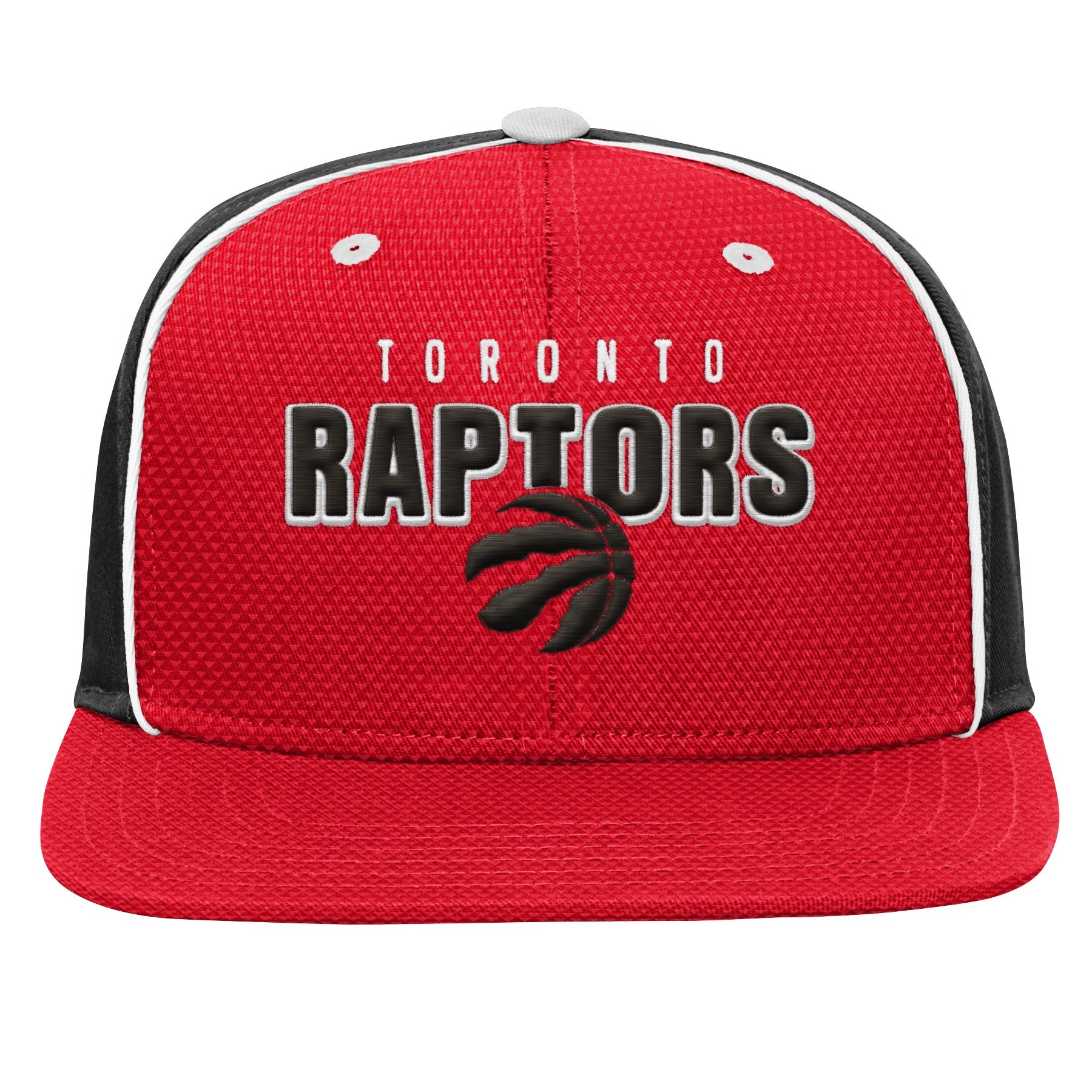 Raptors NBA Youth Wordmark Snapback