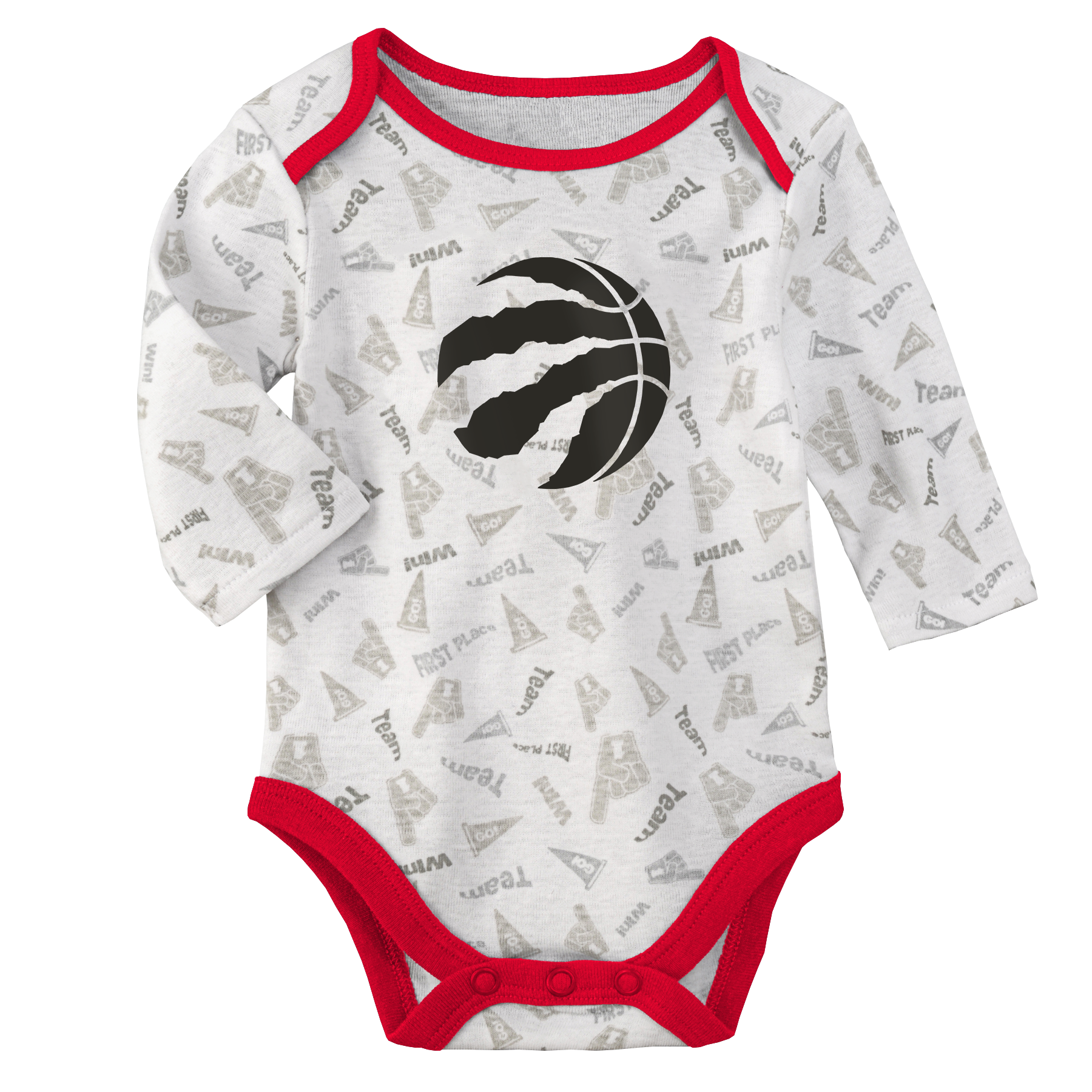 Raptors NBA Infant Greatest Lil' Player Set