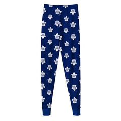 Maple Leafs Child Long Sleeve Sleep Set
