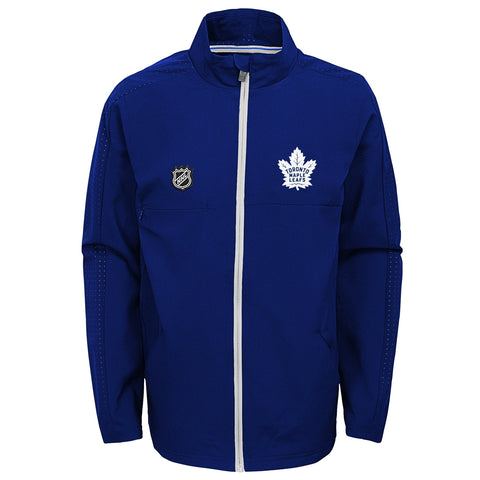 Maple Leafs Youth Prevail Light Weight Jacket