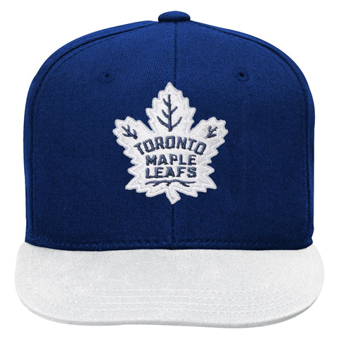 Maple Leafs Youth 2-Tone Snapback